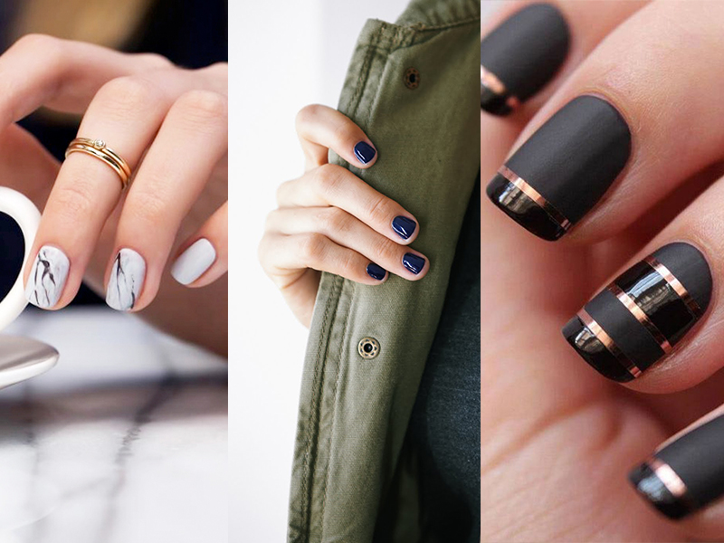 2016 Biggest Nail Color Trends